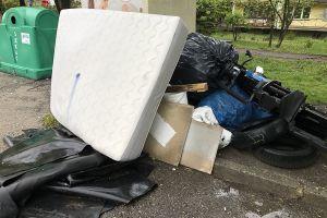 Kolejny sprawca podrzucenia odpadów ujawniony