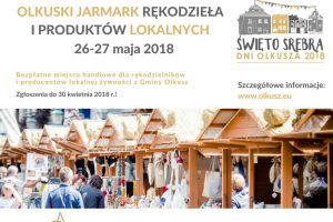 Jarmark Rękodzieła i Produktów Lokalnych ponownie w Olkuszu