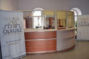 Budynek Urzędu Miasta i Gminy w Olkuszu nabiera nowego blasku