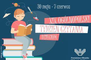 XIX Ogólnopolski Tydzień Czytania Dzieciom w olkuskiej Bibliotece