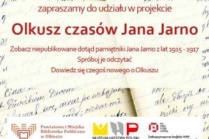 """""""Olkusz czasów Jana Jarno"""""""